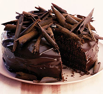 Opravdu dokonalý čokoládový dort
