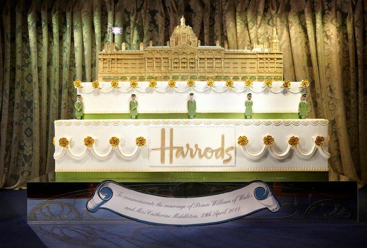 Jak vypadají královské dorty
