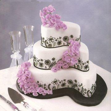 Největší mýty o svatebních dortech
