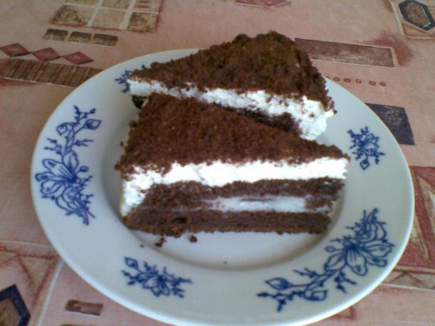 Kokosový dort č. 2