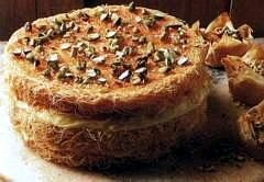 Egyptský dort