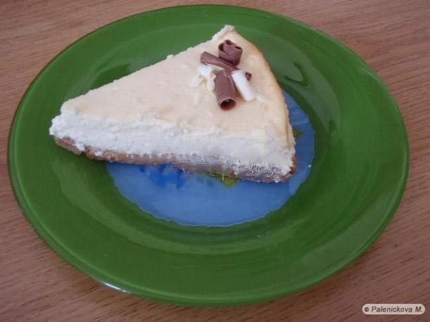 Cheesecake po česku