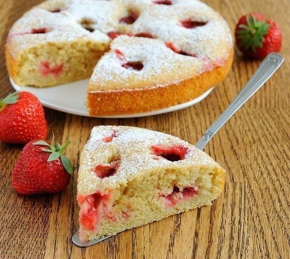 Rychlý hrnečkový koláč