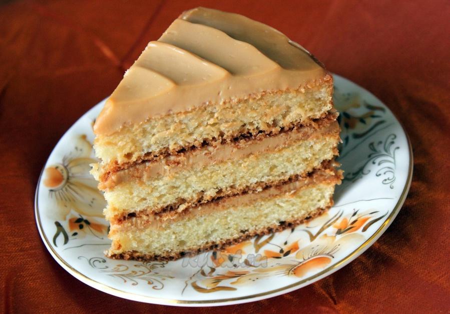 Торты на день рождения рецепты