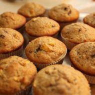 Skořicové muffiny s jablky